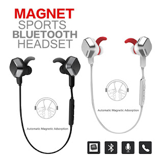 Buy REMAX RM-S2 Original Sports Bluetooth Stereo Music Headset Online in Pakistan
