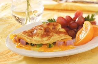 Omelet Daging