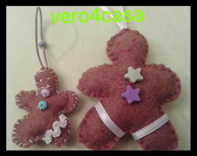 Muñecos de jengibre