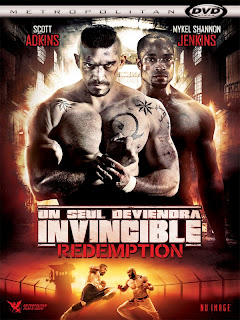 Undisputed 3 Redemption   Un seul deviendra invincible 3 streaming vf