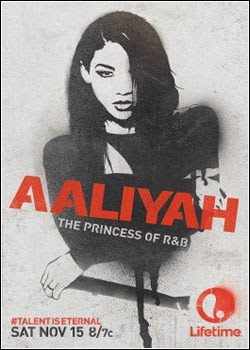Aaliyah: Princesa do R&B – Dublado (2014)