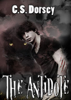 Summer 2011 Book: The Antidote (teen-paranormal romance)