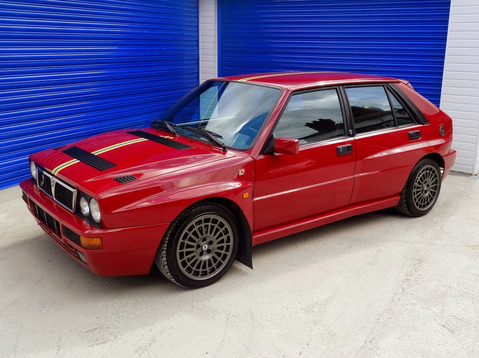 lancia delta integrale evo 2 final edition auto restorationice. Black Bedroom Furniture Sets. Home Design Ideas