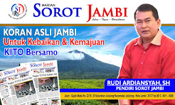 Mengaktualisasi Profesi Jurnalis Profesional di Harian Sorot Jambi