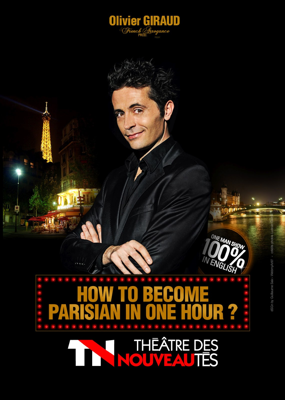 how to become a parisian in one hour tickets
