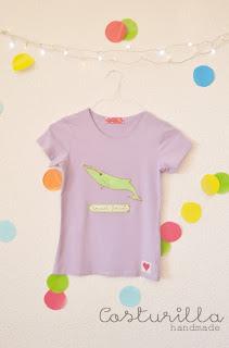 Camisetas de ballenas