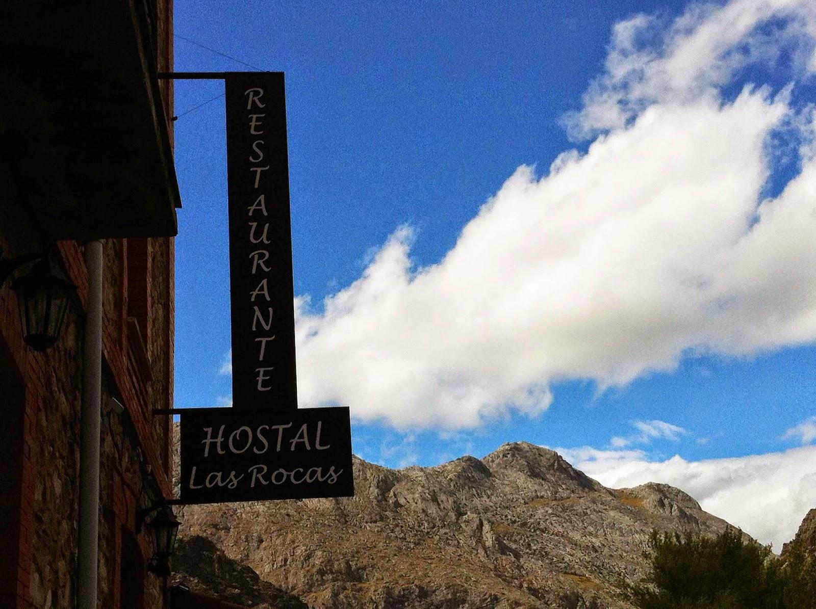 Restaurante-LasRocas-Vegacervera-Leon-Cartel