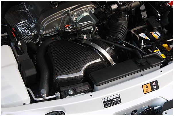 Mazda MX-5 Roadster ND Intake Induction Kit from AutoExe