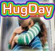 Happy National Hug a G.I. Day