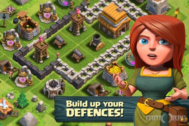 Clash of Clans Best Defense