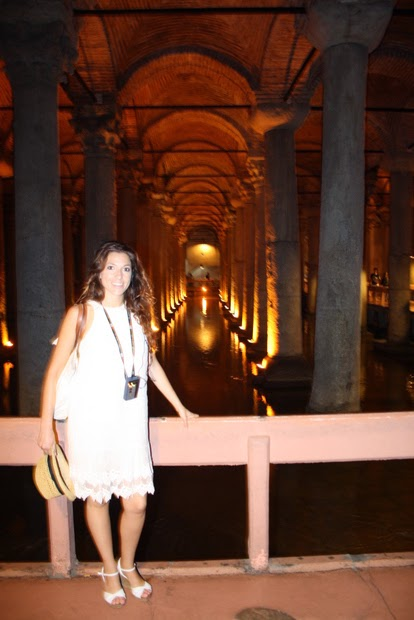 monumento la cisterna estambul
