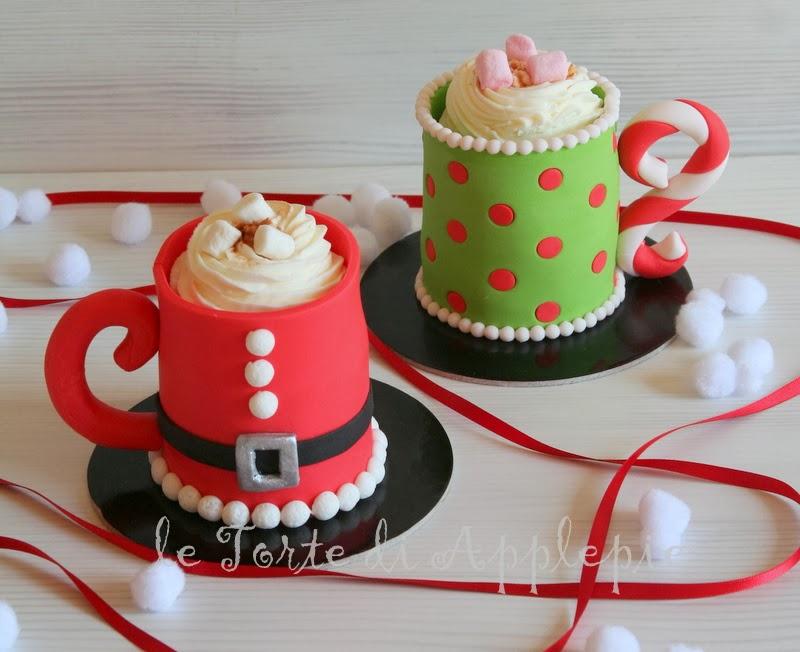 Cake Design Ricette Torte : le torte di Applepie: christmas mug per Cucina Chic Cake ...