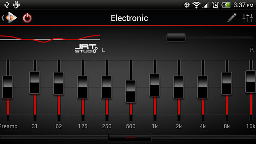 Rocket Music Player Premium for Android3