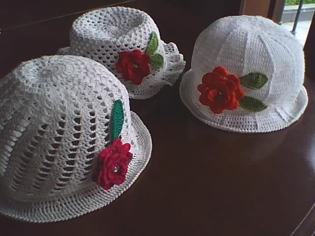 Manualidades y algo de psicología: Sombreros de Panamá para el verano.