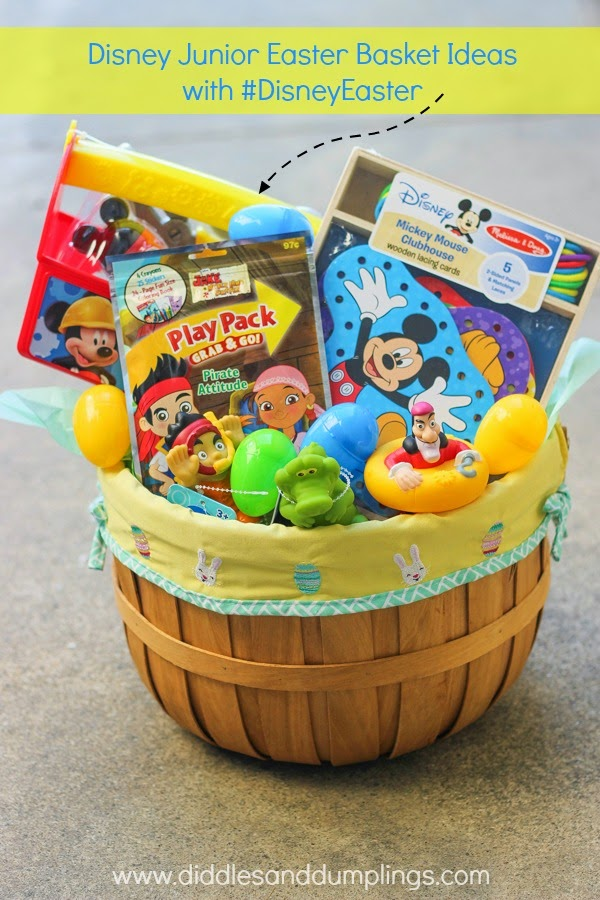 Diddles and dumplings disney junior easter basket ideas with this shop has been compensated by collective bias inc and its advertiser all opinions are mine alone disneyeaster collectivebias negle Choice Image