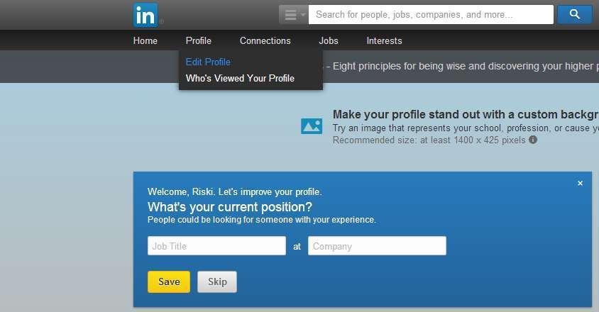 Cara Menggunakan LinkedIn Untuk SEO Blog