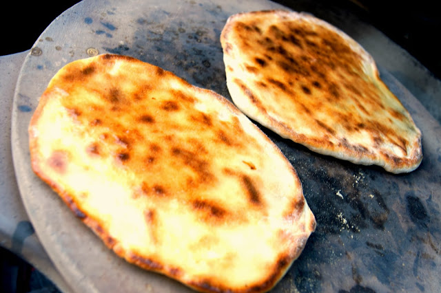 naan flat bread recipe how to