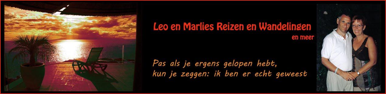 Leo en Marlies