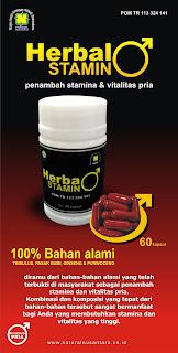 herbastamin stamina dan vitalitas pria