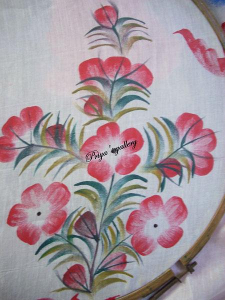 Priyas Gallery Free Hand Painting