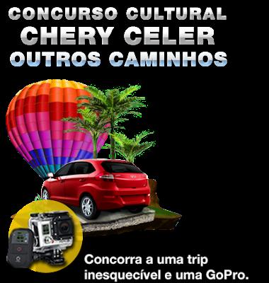 Concurso Cultural  Chery Celer - Outros Caminhos