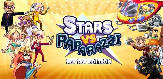 Stars vs paparazzi