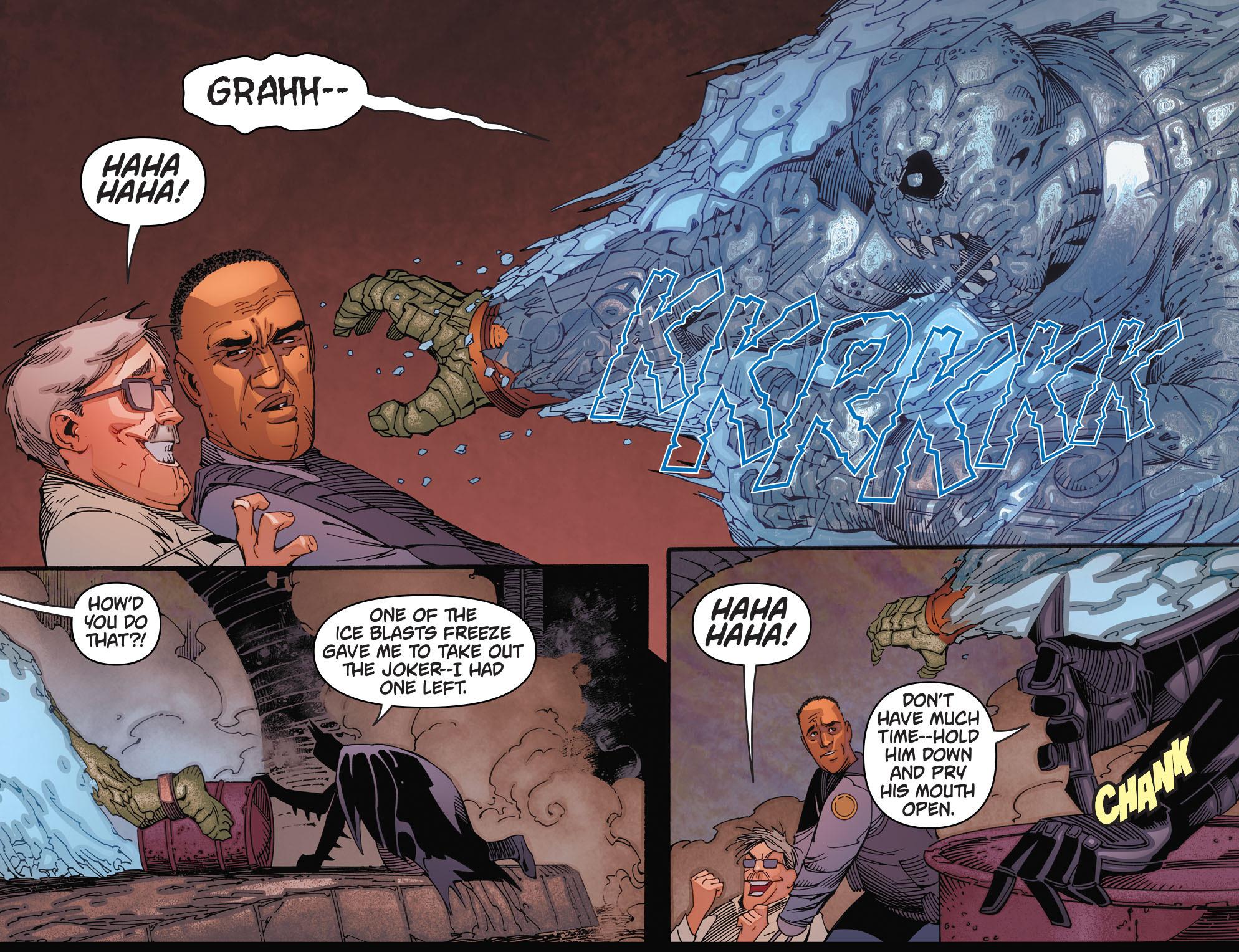 Batman: Arkham Knight [I] Issue #6 #8 - English 19