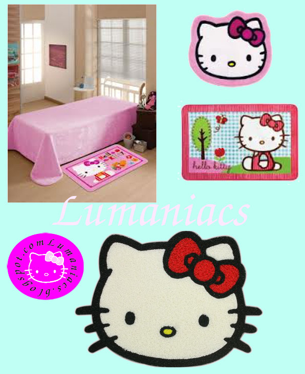 Lumaniacs Tapetes da Hello Kitty ~ Tapetes Quarto Hello Kitty