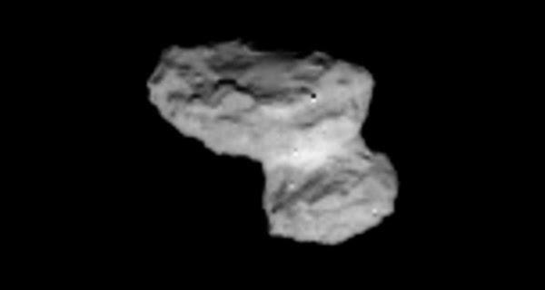 Wahana Antariksa Rosetta Dekati Komet 67P, Seberapa Dekat?