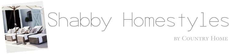 Shabby Homestyles