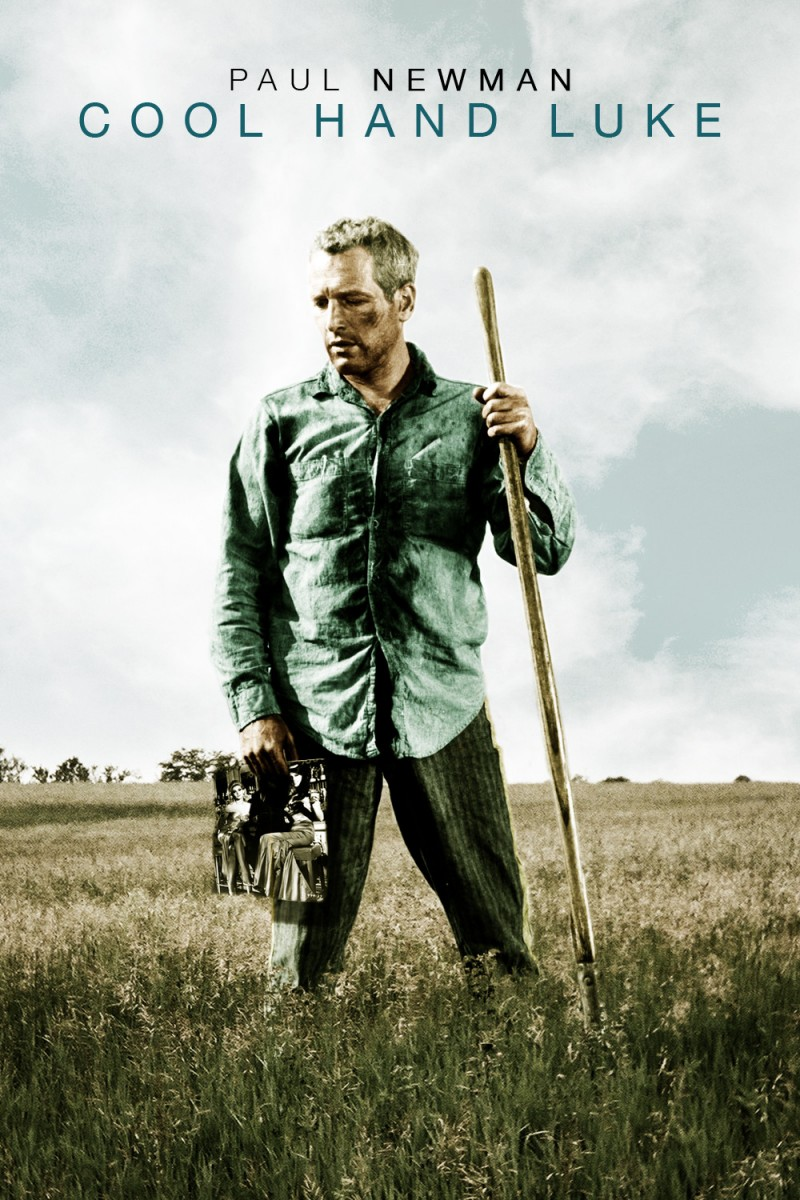 at the back cool hand luke