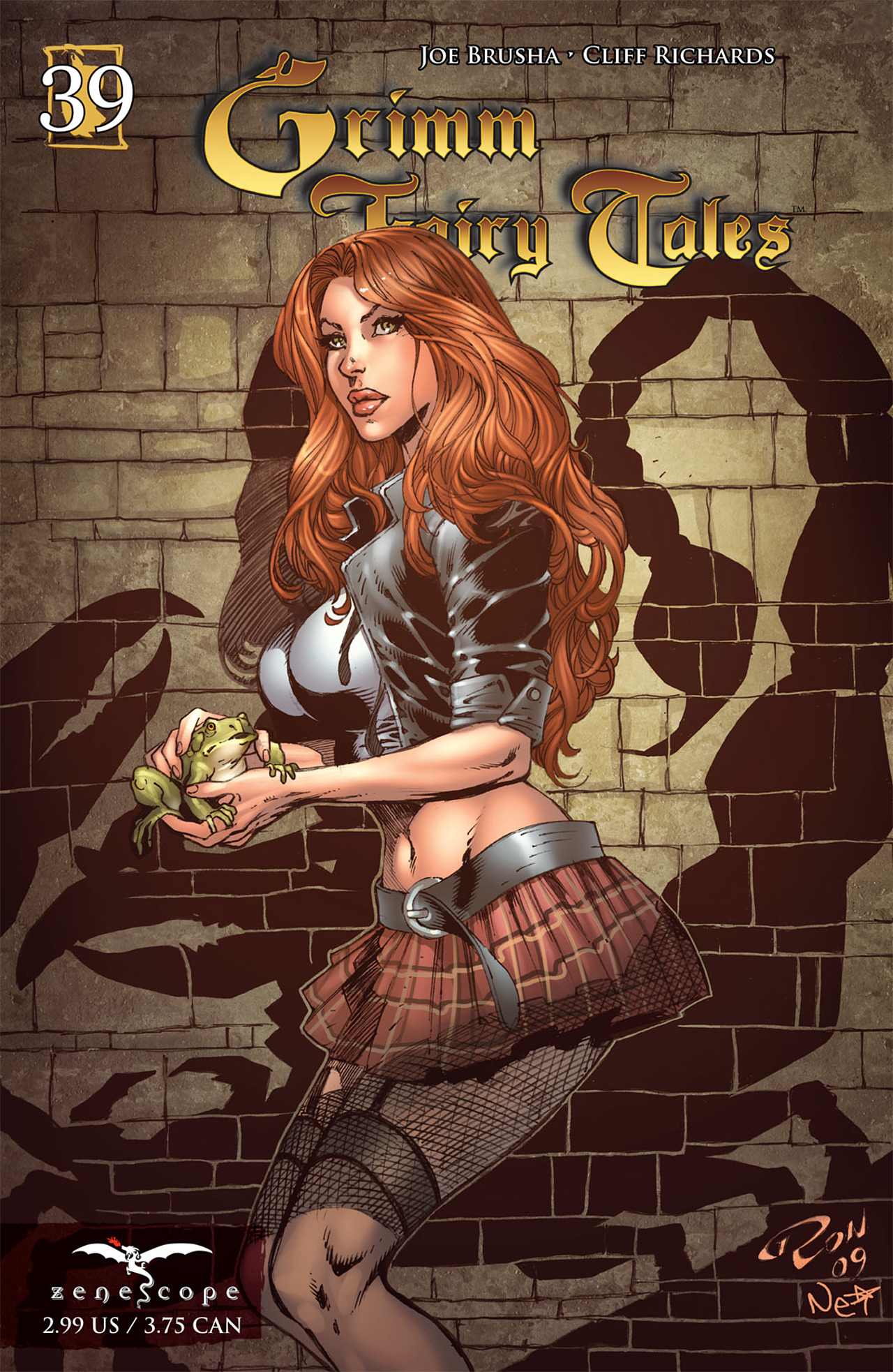 Grimm Fairy Tales (2005) Issue #39 #42 - English 1