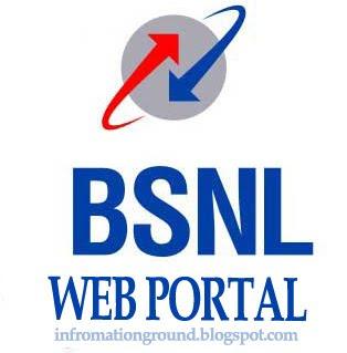 BSNL Web Portal