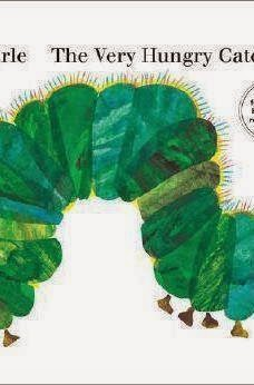 Center for Puppetry Arts, puppets, Eric Carle, Very Hungry Caterpillar, books, children's books,