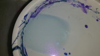 Tutorial: Esmalte Marmorizado Efeito com Água
