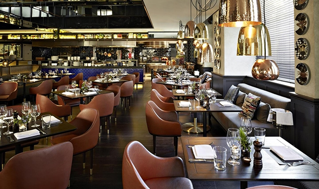 Kaper Design; Restaurant & Hospitality Design Inspiration: Gowings