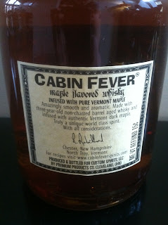 Review Cabin Fever Maple Whisky 4 Out Of 5 Noses Sort