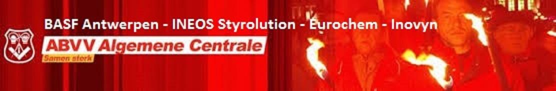 BASF ANTWERPEN - STYROLUTION BELGIUM - SOLVIN