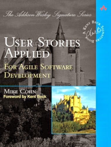 User Stories Applied: For Agile Software Development front cover