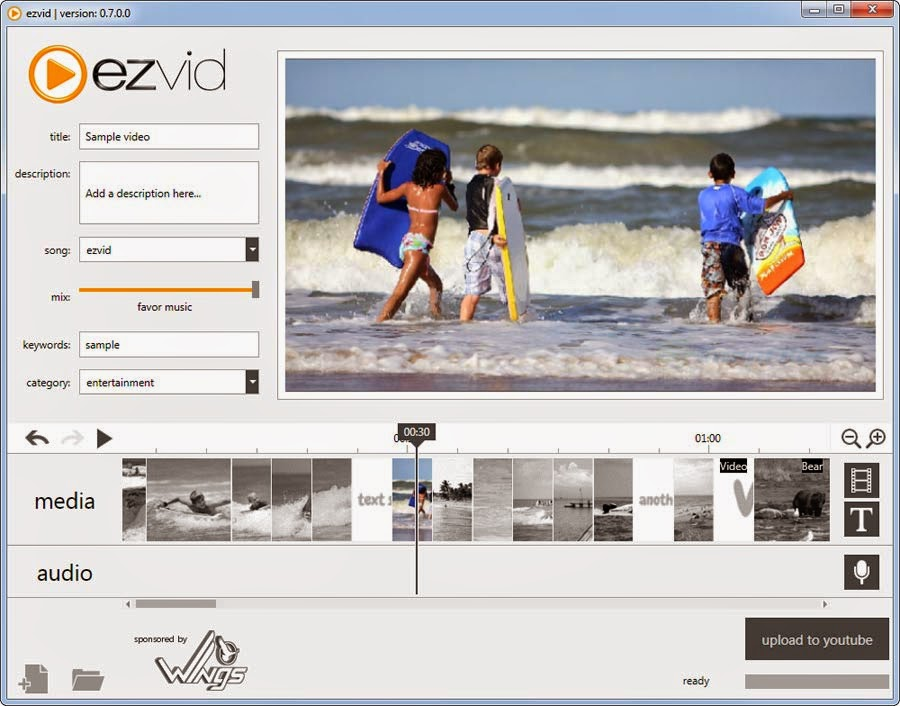 eZVID - Screen Recorder