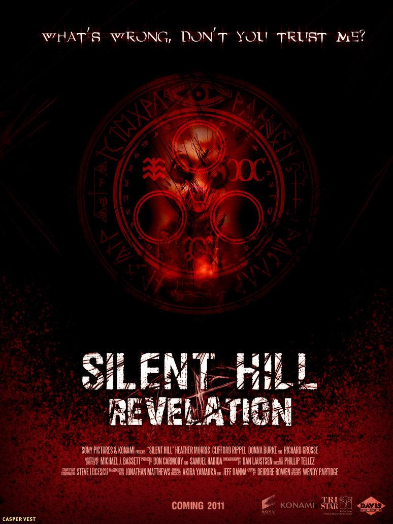 Ng?n ??i C�m L?ng: Ch�a Kho� C?a Qu? - Silent Hill Revelation 2