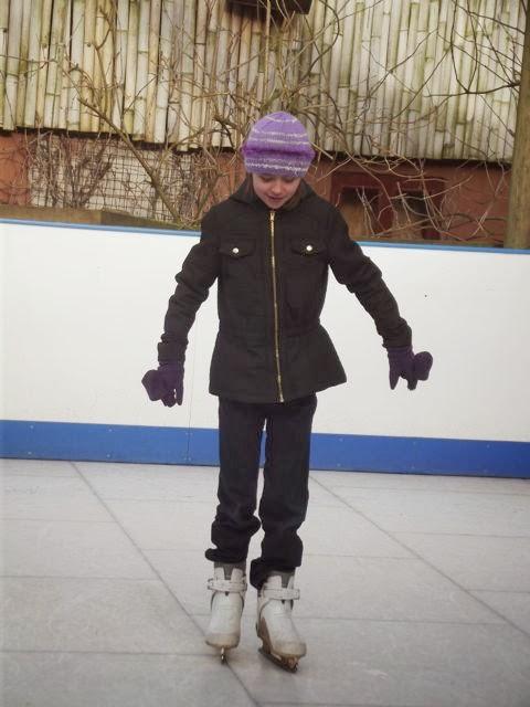 'Ice' Skating