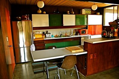 Cool Modern Kitchens on Braxton And Yancey  Mid Century Modern Kitchens