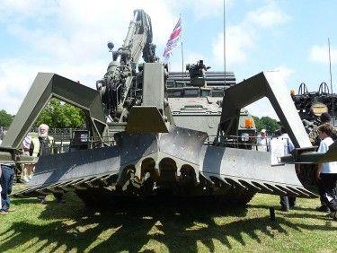 10 Kendaraan Militer Paling di Dunia: Kendaraan Lapis Baja Trojan