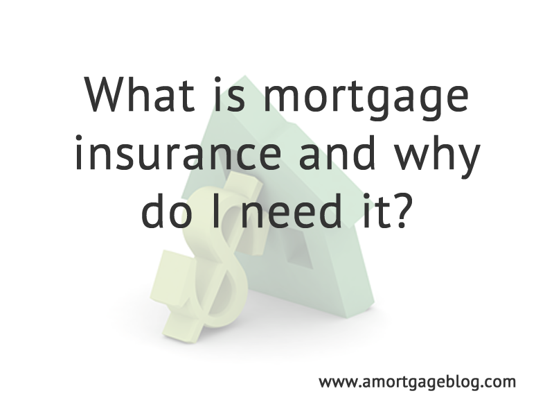 What is Mortgage Insurance?