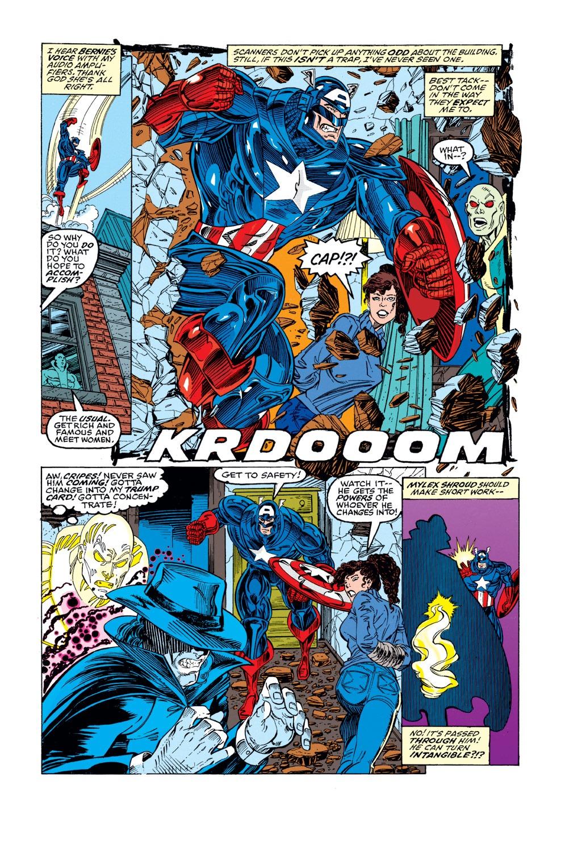 Captain America (1968) Issue #439 #389 - English 17