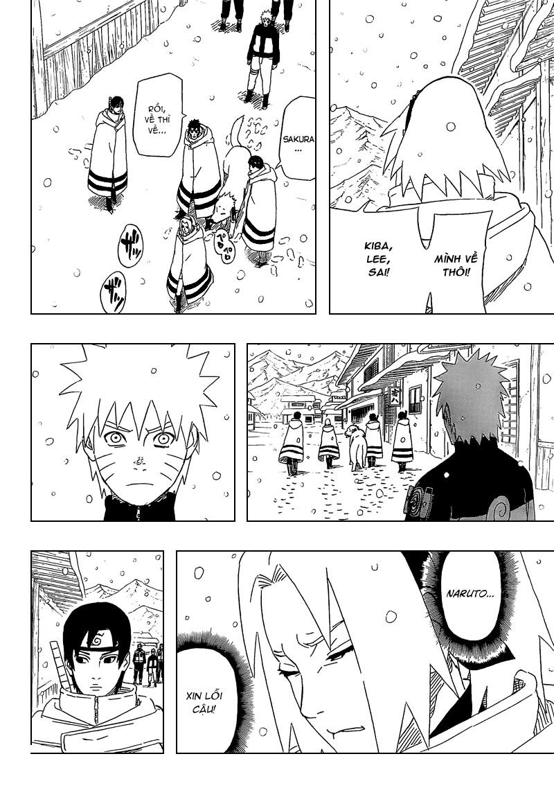 Naruto chap 470 Trang 6 - Mangak.info