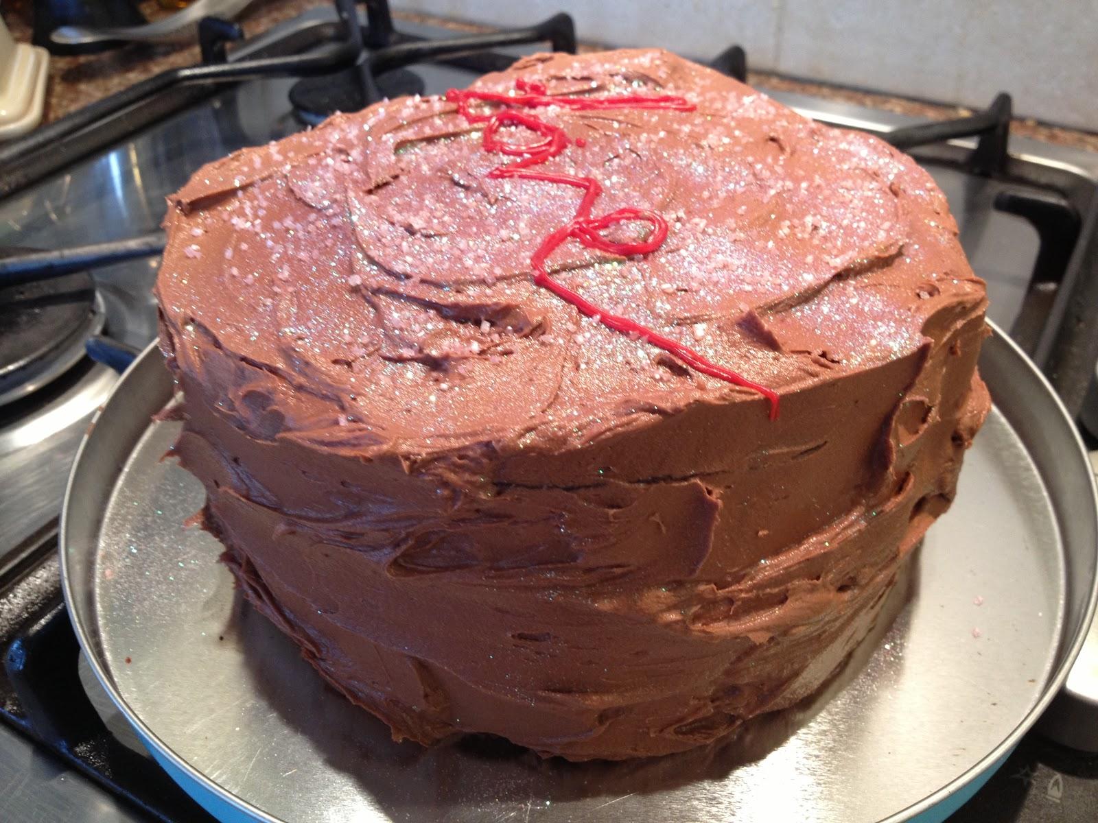 Bakers Club Members Amaretto Cake
