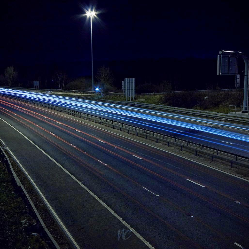 Natural Road Versus Highway
