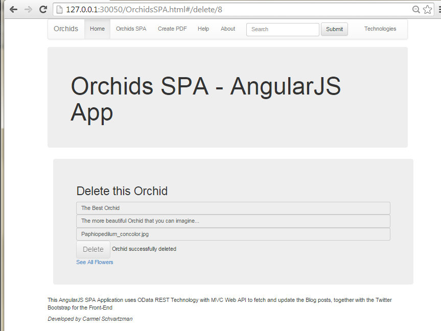 How to Design an AngularJS SPA with CRUD operations for OData RESTful Web API         24